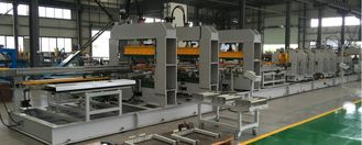 Refrigerator Door Automatic Production Line , Automated Manufacturing Systems