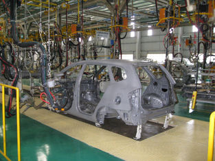Factory Automotive Assembly Line Cars Machinery For Automobile / Any Components