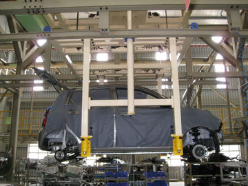 Vehicle Automobile Automotive Assembly Line , Sedan / Car Manufacturing Equipment