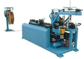 Brass / Copper Integrated CNC Tube Bending Machine For Cutting , End Forming