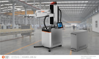 6 Axis Industrial Robot For Sheet-metal Workshop , 360º Beam Rotation Angle
