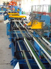 U-bending Freezer / Refrigerator Automated Assembly Line Roll Forming Lines